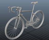 自行车maya3d模型