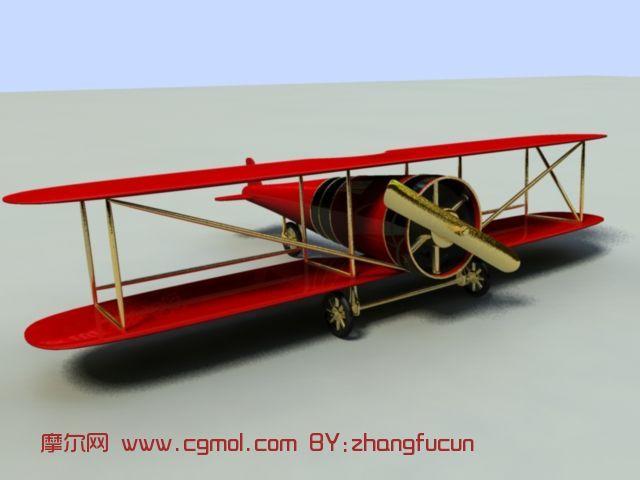 飞机,二战飞机maya模型,飞行器,军事模型,3d模型免费下载,cg高清图片
