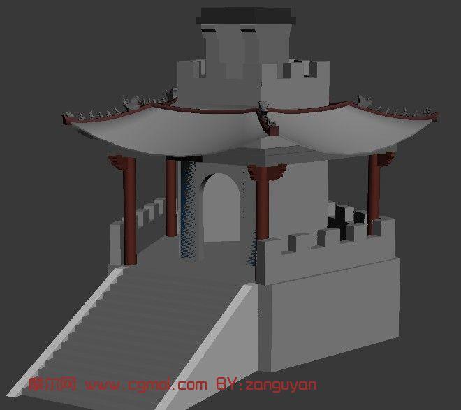 下一个作品:    书涧堂,房子,古建筑,室外.
