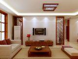 半古典半现代客厅模型