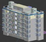 住宅,建筑,室外场景max3d模型
