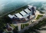 ��展中心,展�d,中式建筑max3d模型