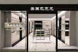 美国巴克龙服装店,店面,室内场景max3d模型