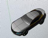 汽车Rhino4.03d模型