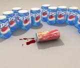 百事可乐群殴可口可乐