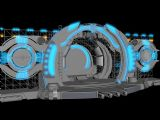 舞台,建筑,室外场景max3d模型