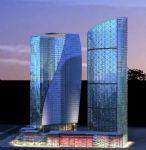 酒店,建筑,室外场景max3d模型