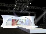 舞台效果,室外场景maya3d模型