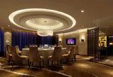 餐厅包房,室内场景3d模型