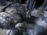 树林,卡通场景maya模型