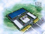厂房建筑max模型