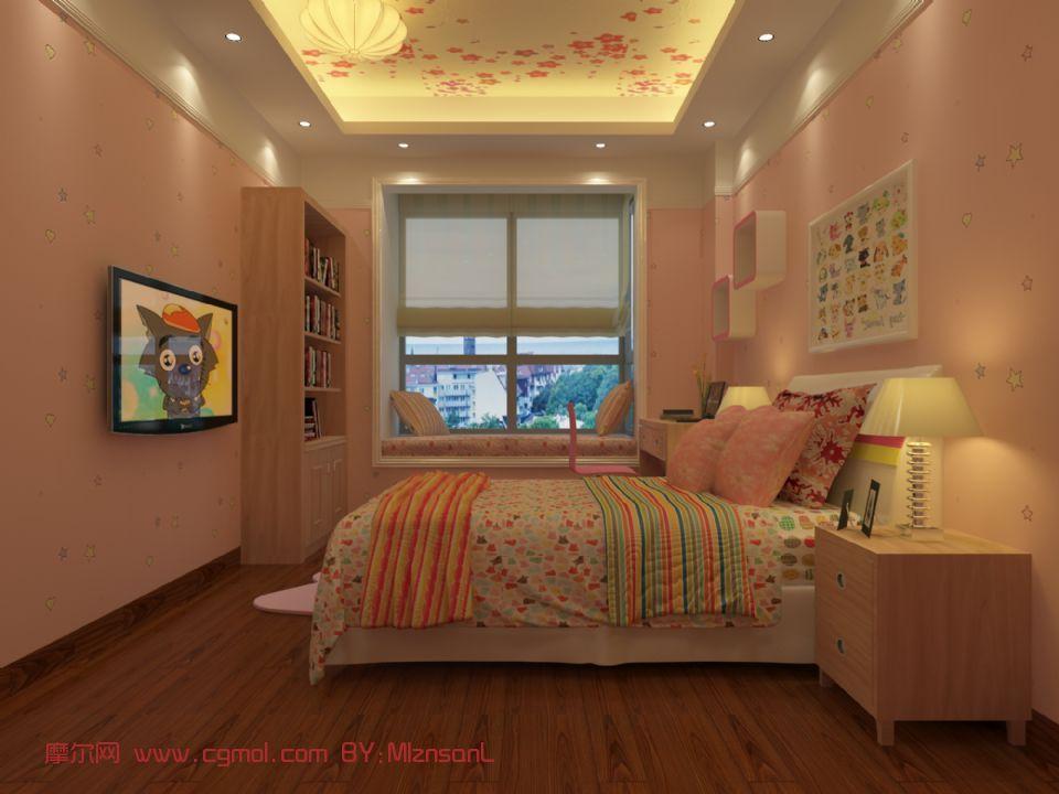 女孩的房间_女孩房间设计