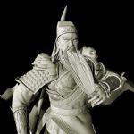 关羽,关云长,三国maya模型