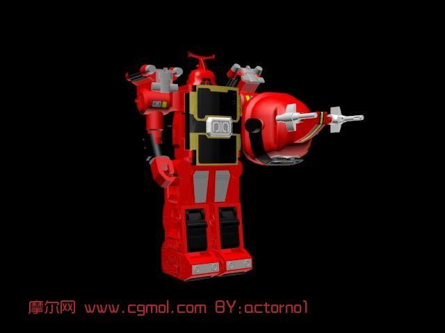 铁甲小宝,卡布达巨人,机器人max模型