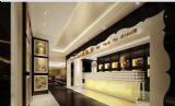 高级餐厅吧台,大厅,室内max模型