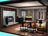 古典式客厅max模型