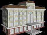 办公楼,大厦,写字楼,楼房max模型