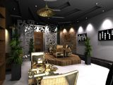 茶店,茶馆,商店,室内场景max模型