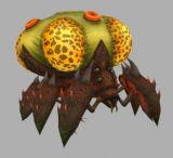 蜘蛛,游戏怪,爬虫max模型