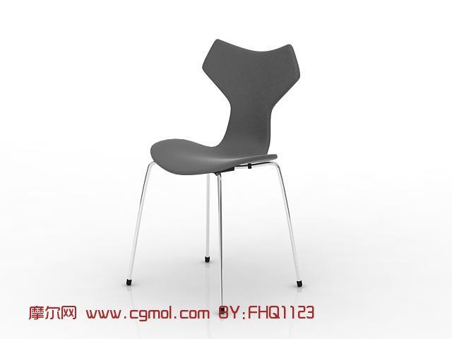 现代时尚家具,椅子max模型