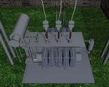 变压器,变电器,机械max模型