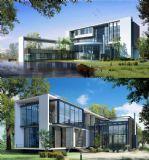 现代建筑,别墅,小区,住宅max模型