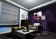 简约客厅,室内场景max模型