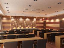 会议室,室内场景max模型