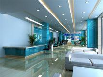 七方办证厅,大厅,室内场景max模型