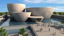 博物馆,建筑,室外场景max模型