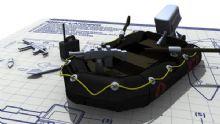 快艇,船maya模型