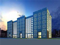 现代办公楼,大厦,写字楼,建筑max模型