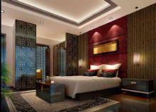 经典卧室整体效果,室内场景,样板间max模型