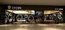 皇冠汽车展厅,室内场景max模型