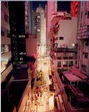 高空香港素模,城市建筑,室外场景maya模型