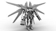 机器人,变形金刚,卡通机械角色maya模型