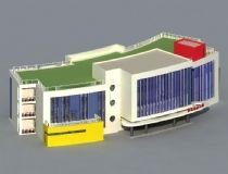 学校,大楼,建筑,室外场景max模型