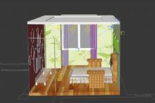 卧室,室内场景max模型