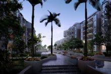 居民小区,住宅,房子,建筑,室外场景max模型