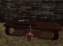 茶具,室内家具maya模型