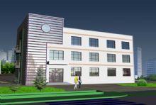 办公楼,大厦,大楼,建筑,室外场景max模型
