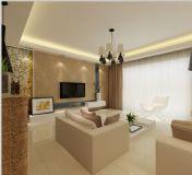 现代简约客厅,室内场景max模型