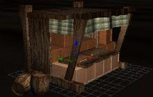 商店,古代 场景,建筑max模型