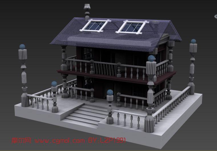 十万左右的单层房子设计图展示