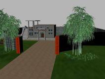房子,楼房,建筑,室外场景maya模型
