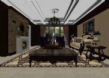 客厅效果图,室内场景max模型