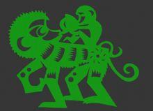 刻画,猴子max模型