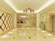 医院电梯厅,大厅,室内场景max模型