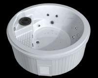 精美浴缸,卫浴,家居装饰maya模型