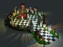 走秀舞台,皇家广场,室外场景max模型